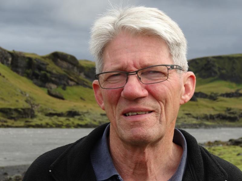 Eggert Gunnarsson.