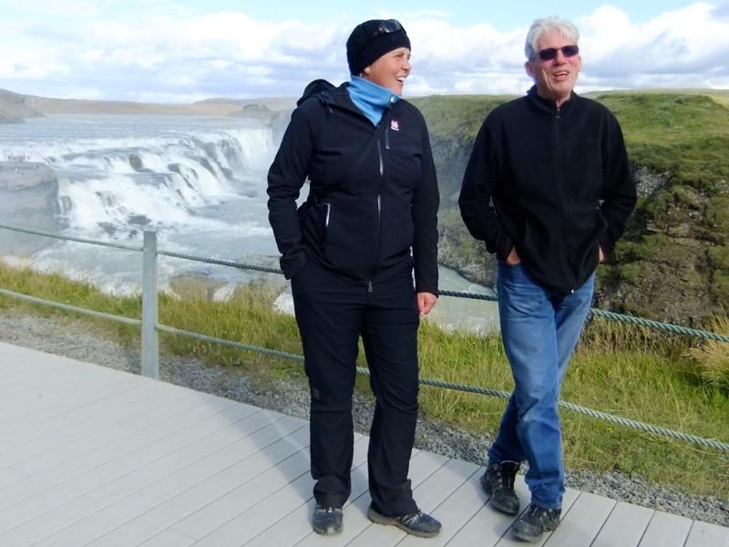 Das Team von Best of Iceland.