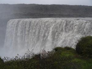 Dettifoss, der mächtigste Wasserfall Europas. 06.08.2015