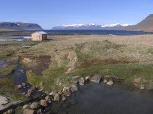 Westfjorde - warme Pools am kalten Atlantik. 20.05.2012