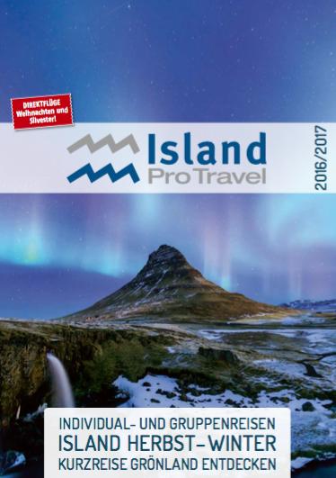 Der Winterkatalog von IslandProTravel ist da!
