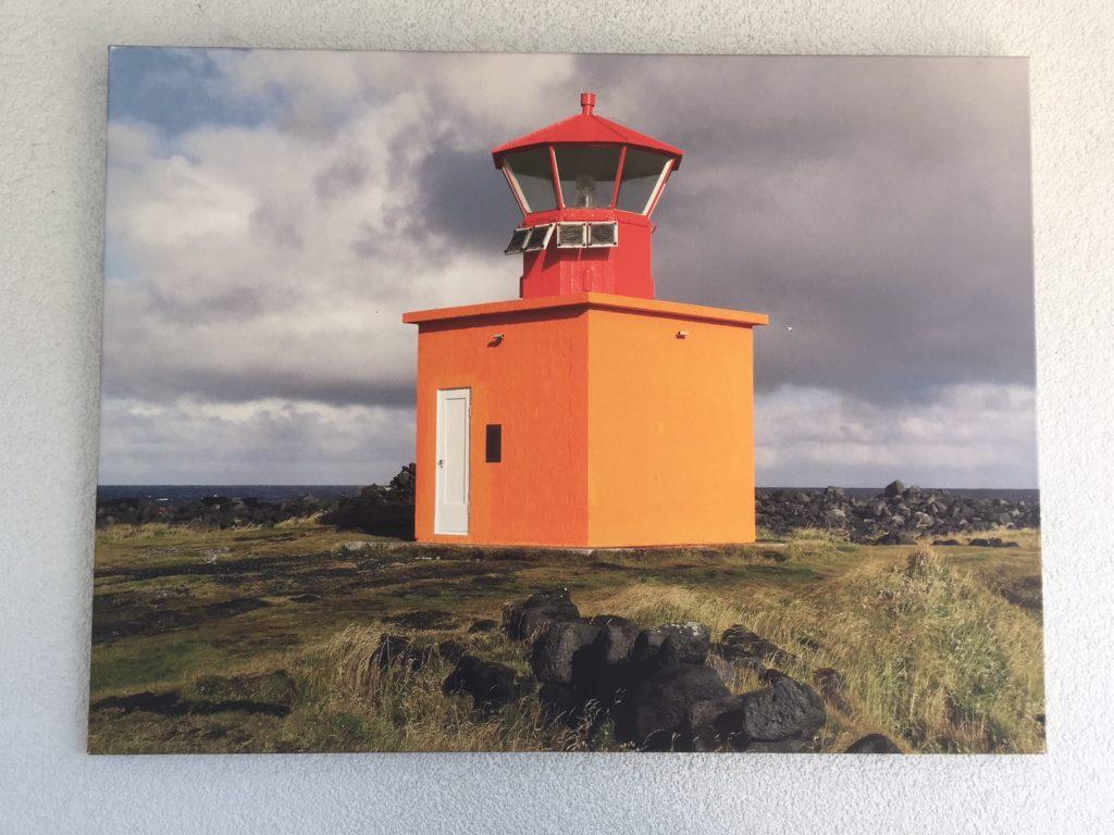 Besser als ein Bild vom Leuchtturm wie hier in Schwarzenburg sind echte Leuchttürme. 03.07.2016