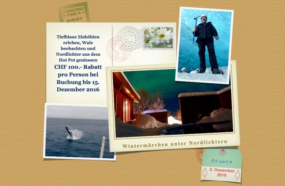 Winter-Spezialangebot. 01.12.206